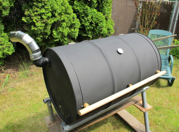 how to make bbq with barrel