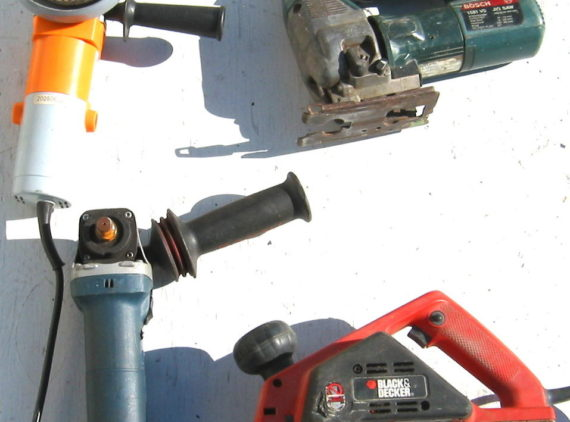 how to repair power tools