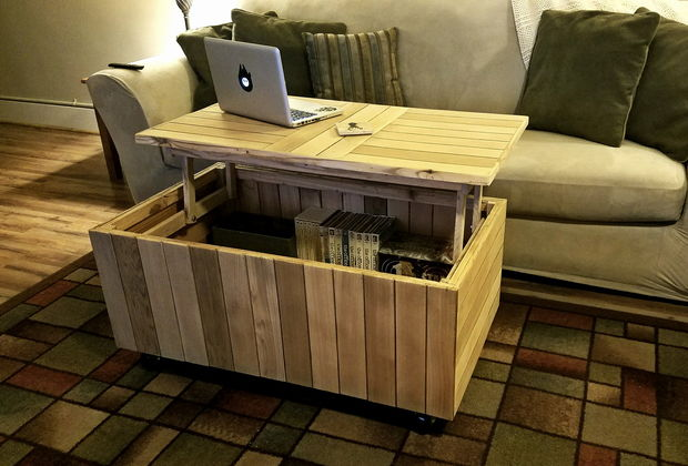 Incredible How To Make Your Very Own Reclaimed Lift Top Coffee Table Andrewgaddart Wooden Chair Designs For Living Room Andrewgaddartcom