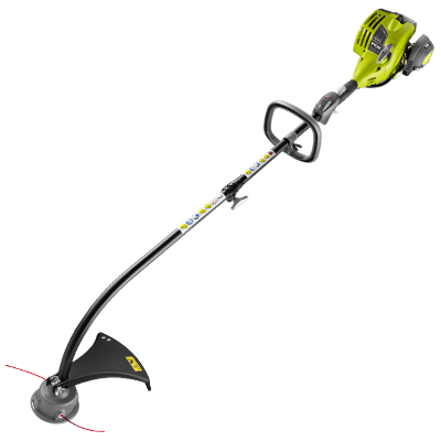 RYOBI WHIPPER SNIPPER LINE TRIMMER BENT SHAFT > Gardening