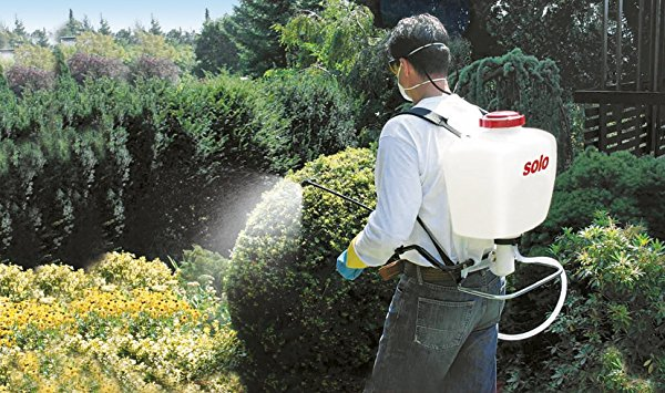 Solo 425 15 L Backpack Chemical Sprayer With Extra Long