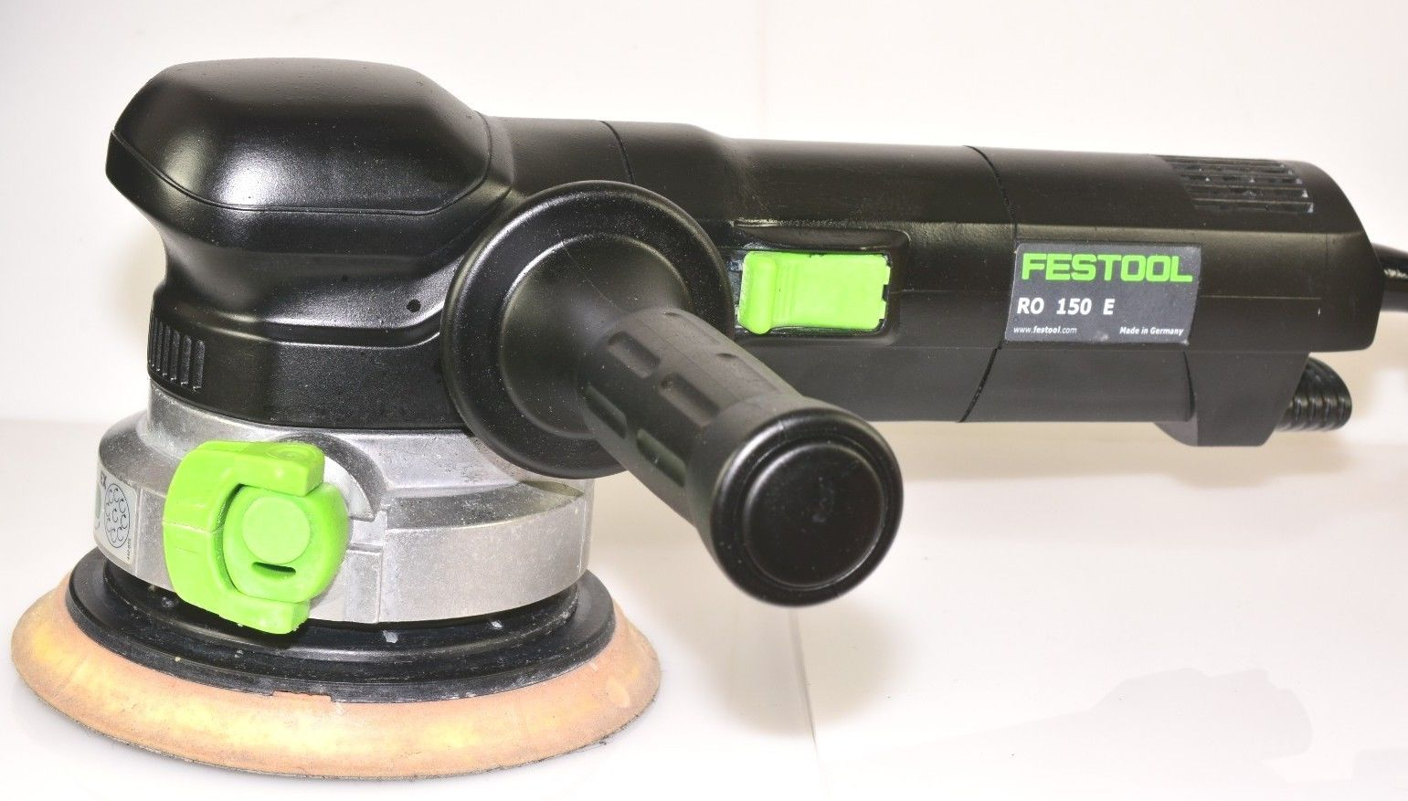 rupes or festool 6 150mm random orbital sander with. Black Bedroom Furniture Sets. Home Design Ideas
