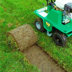 Turf Cutters Hire from Warana