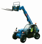 Telehandler Hire Melbourne - 18ft