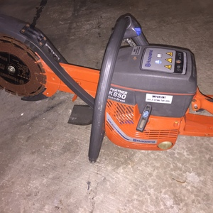 Husqvarna Cut n Break saw k650