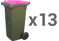 3m³ Kanga / Skip Bin for Hire - Rockhampton | Queensland