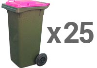 6m³ Kanga / Skip Bin for Hire - Rockhampton | Queensland