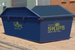 10 Cubic Meter Skips Hire - Sunshine Coast SHAPE