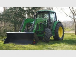 John Deere 6330 STD Tractor With Cabin & Self Level Loader