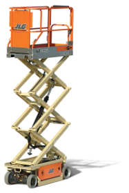 Scissor Lift - 19ft Electric