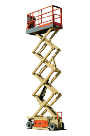 Scissor Lift - 26ft Narrow - Electric