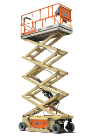 Scissor Lift - 26ft Standard Electric