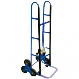 6 WHEEL HAND TROLLEY/DOLLY STAIR CLIMBER