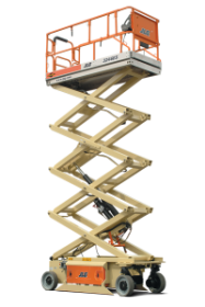 Scissor Lift - 32ft Standard - Electric