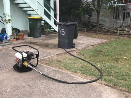 wacker neuson flex drive pump