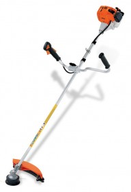 STIHL FS85R STRAIGHT SHAFT COMMERCIAL BULLHORN/BIKE HANDLE STYLE BRUSHCUTTER/TRIMMER