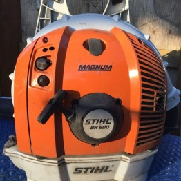 STIHL BR600 MAGNUM COMMERCIAL BACKPACK LEAF BLOWER