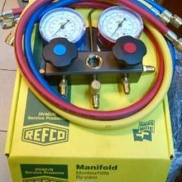 REFCO HVAC AUTOMOTIVE AIR CONDITIONING MANIFOLD HOSES