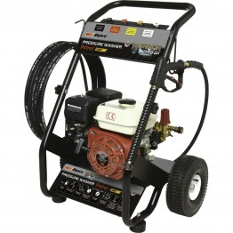 Petrol Pressure washer 3000Psi 7 HP with soap function and changeable nozzles