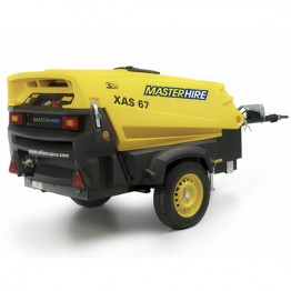 130cfm Air Compressors Hire from Dalby