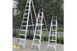 Step ladders- various sizes for hire Valley Heights