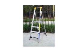 Ladder- platform- 2 sizes for hire in Valley Heights