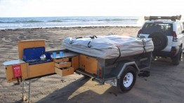 Camper Trailer Hire Port Noarlunga