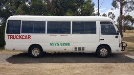 Medium Bus Hire Corio