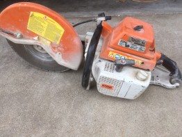 Concrete Saw Stihl