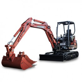 3t Excavators Hire from Dalby
