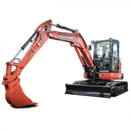 5t Excavators Hire from Warana