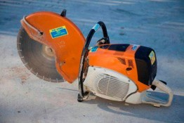 Demolition saws- petrol and electric for hire Valley Heights
