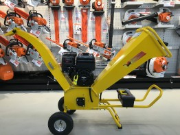 Greatbull 6.5hp Chipper Shredder For Hire