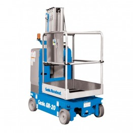 Vertical Lift Hire Melbourne - 20ft Electric
