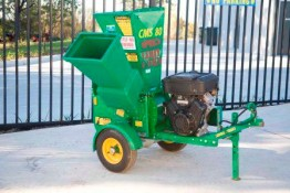 Chipper/mulcher 50mm- petrol for hire Valley Heights