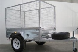 Trailer- 7 x 5 box for hire Valley Heights