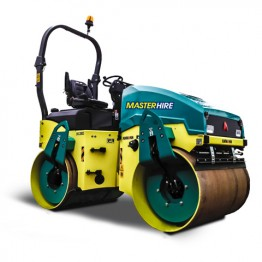4t Tandem Drum Rollers Hire from Dalby