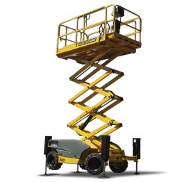 27ft Scissor Lifts Hire from Dalby