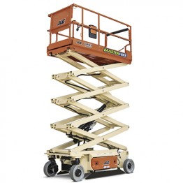 32ft Scissor Lifts Hire from Dalby