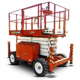 33ft Scissor Lifts Hire from Dalby