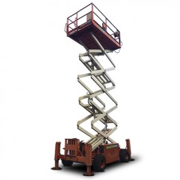 40ft Scissor Lifts Hire from Dalby