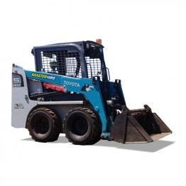 Wheeled Loaders Hire from Virginia