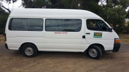 Small Bus Hire Corio