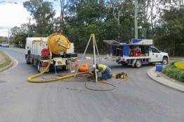 Truck Hire Dry Hire Vacuum Excavation Hire Sydney