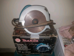 "MAKITA 235MM 9 1/4"" ELECTRIC CIRCULAR SAW"