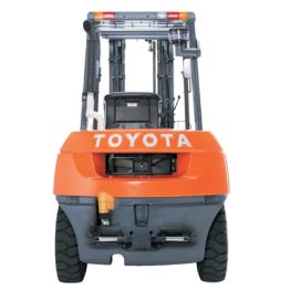 Gas Forklift - Toyota