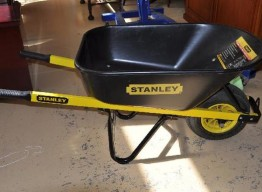 STANLEY TRADIES WHEELBARROW