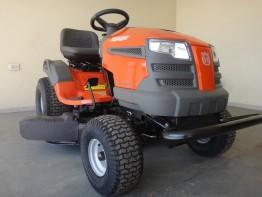 HUSQVARNA RIDE ON MOWER LTH18538 AUTOMATIC