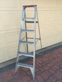 LADDER SINGLE SIDED