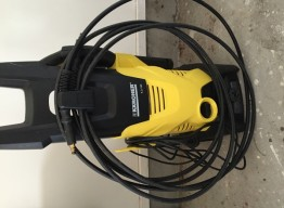 Karcher Power Washer 1800PSI